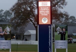 play-suspended-for-inclement-weather-sunday-morning-at-us.-women's-open