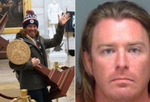 man-seen-carrying-pelosi's-podium-in-us-capitol-riot-arrested
