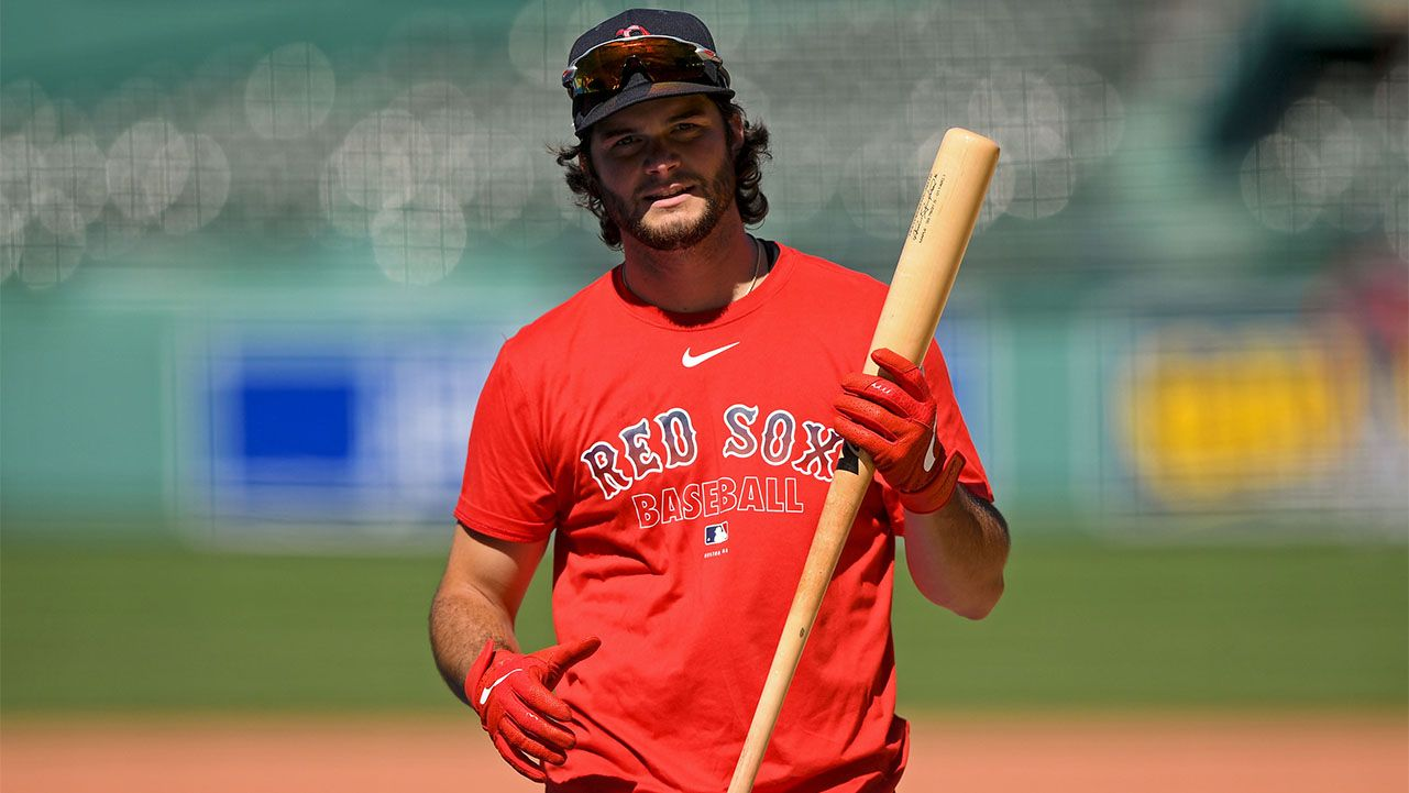 mlb-rumors:-red-sox,-marlins-have-discussed-andrew-benintendi-trade