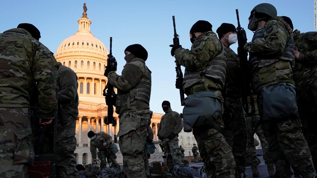 secret-service-takes-charge-of-security-for-biden's-inauguration-wednesday