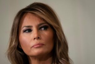 melania-trump-departing-white-house-with-lowest-favorability-of-her-tenure