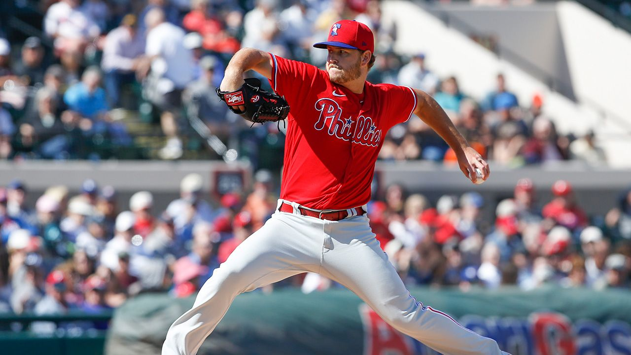mlb-rumors:-a's-acquire-pitcher-cole-irvin-in-trade-with-phillies