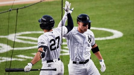 yankees'-aaron-judge-and-giancarlo-stanton-have-taken-a-'dramatically-different-approach'-to-their-offseason-training