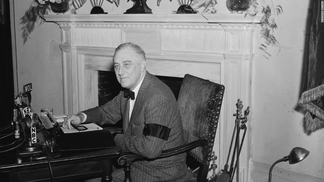 white-house-to-reinstate-regular-presidential-addresses-to-the-nation-in-the-style-of-fdr's-fireside-chats