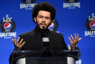 the-weeknd-explains-why-he'll-be-performing-solo-at-the-super-bowl