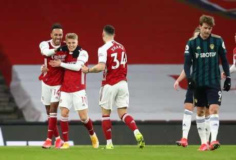 arsenal-vs-leeds-result:-pierre-emerick-aubameyang's-hat-trick-guides-gunners-to-win-despite-late-leeds-rally