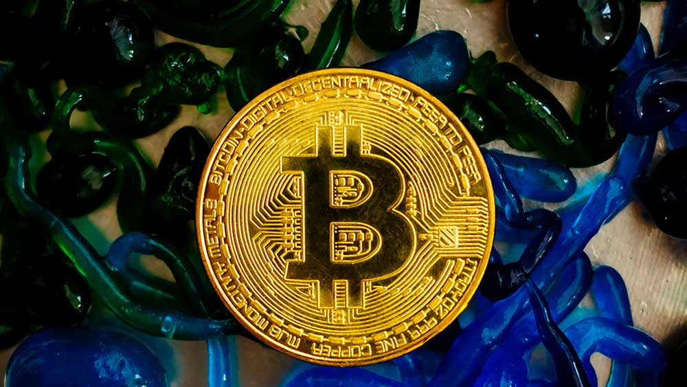 dow-reverses-lower-as-bitcoin-jumps-above-$50,000;-hot-ipo-palantir-dives-on-earnings