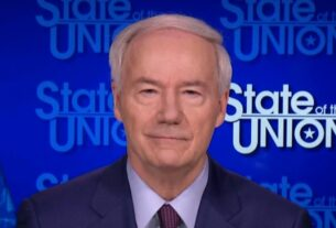 arkansas-gop-governor-says-he-wouldn't-support-a-trump-2024-reelection-bid