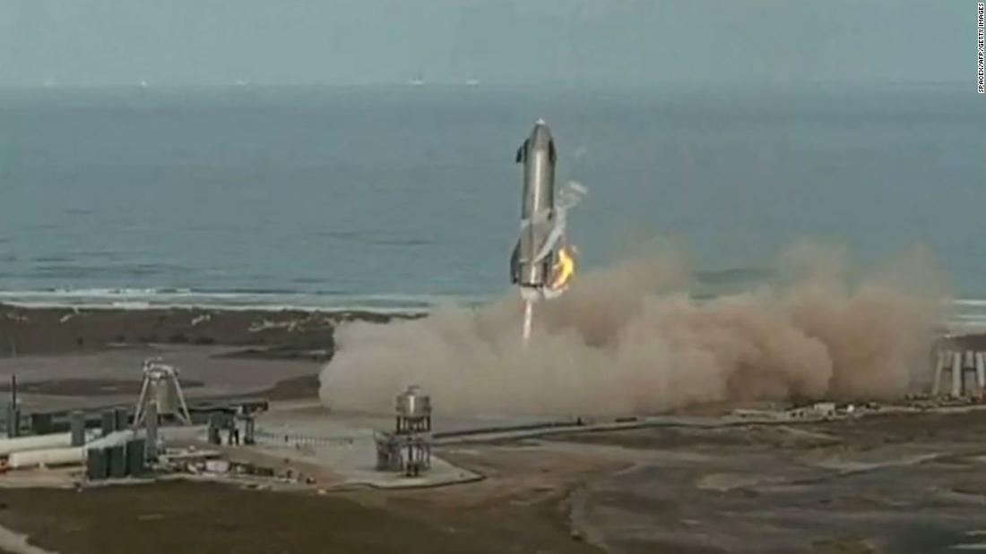 spacex-mars-prototype-rocket-nails-landing-for-the-first-time,-but-explodes-on-pad