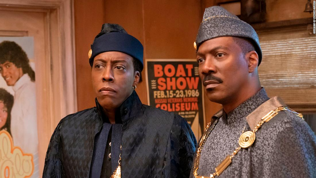 'coming-2-america'-brings-eddie-murphy-back,-riding-a-wave-of-nostalgia