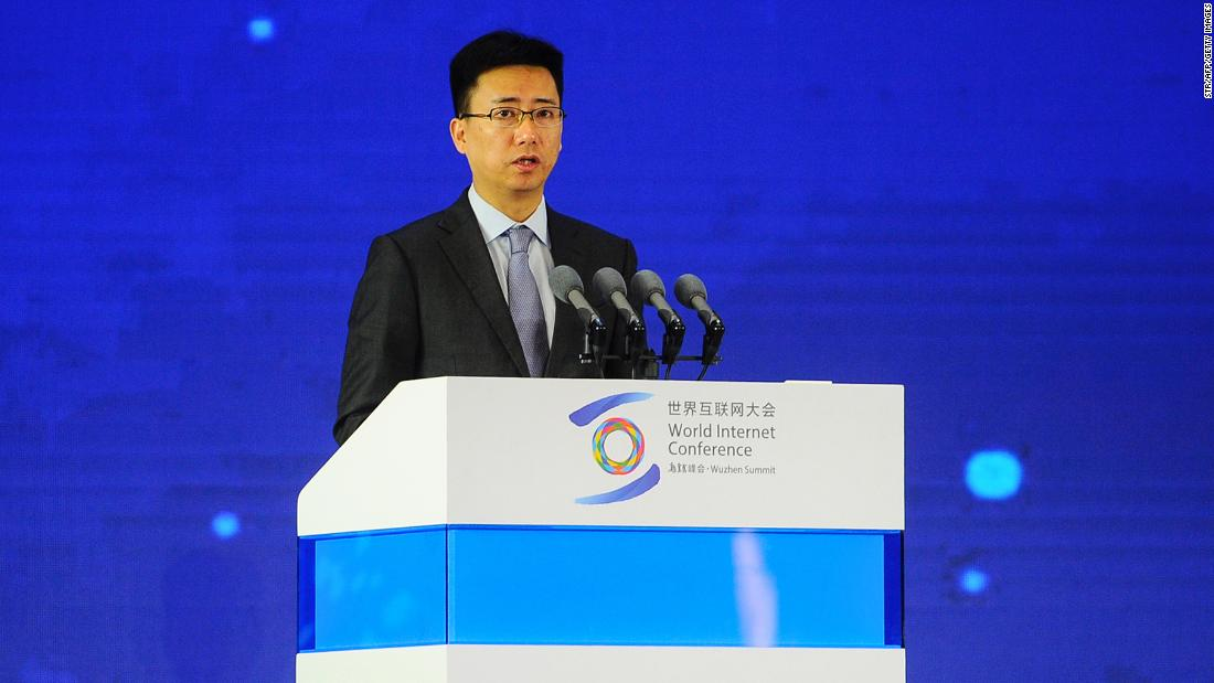 simon-hu-resigns-as-ant-group-ceo-following-regulatory-crackdown