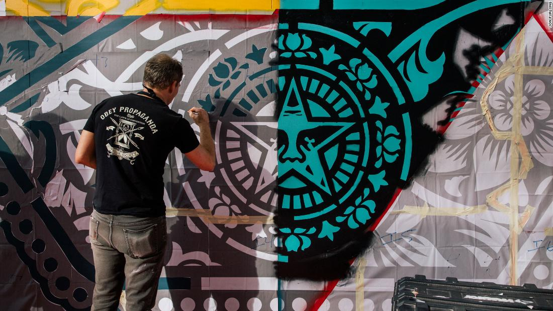 shepard-fairey-makes-his-middle-east-debut-with-new-show-and-mural-in-dubai