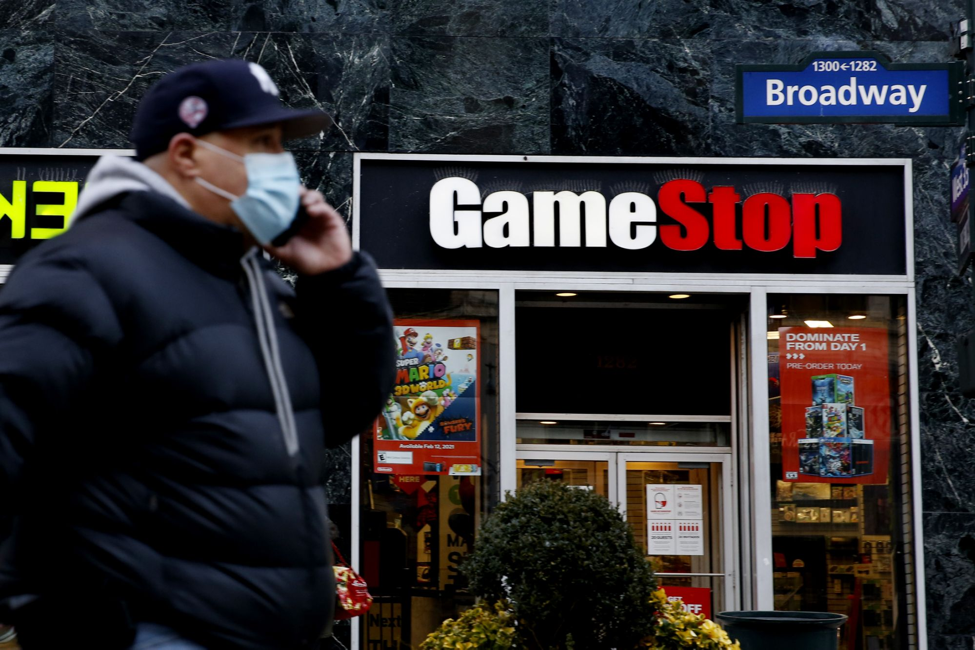 gamestop-earnings,-inflation-data:-what-to-know-in-the-week-ahead