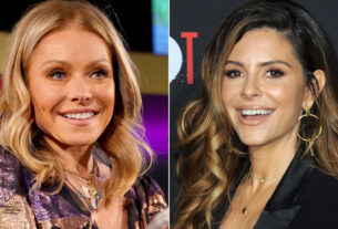 kelly-ripa-goes-to-the-dogs-while-maria-menounos-fills-in-on-'live'