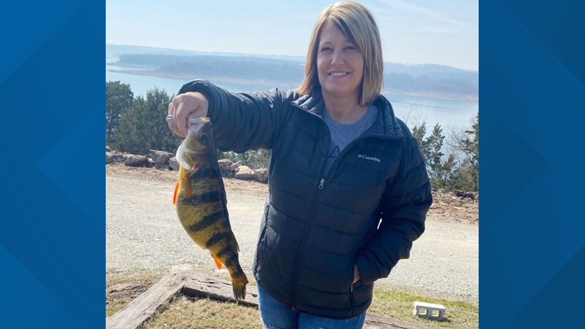 woman-catches-state-record-yellow-perch