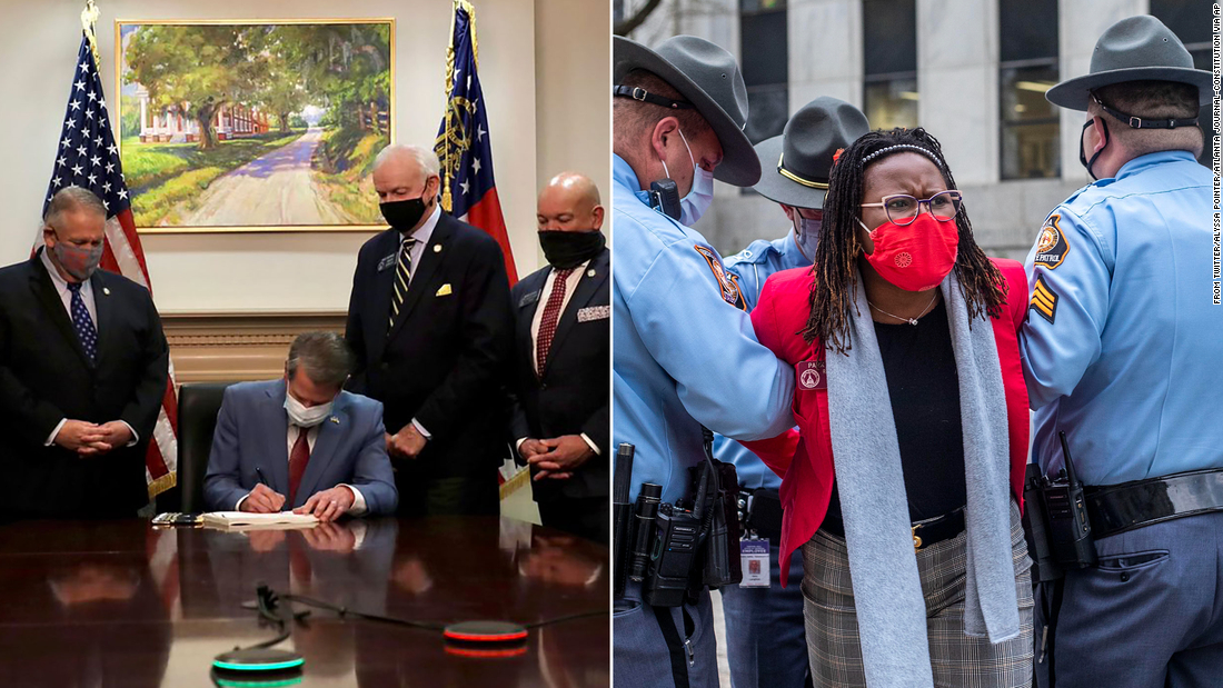 these-two-photos-show-who-georgia's-new-elections-law-benefits-—-and-hurts