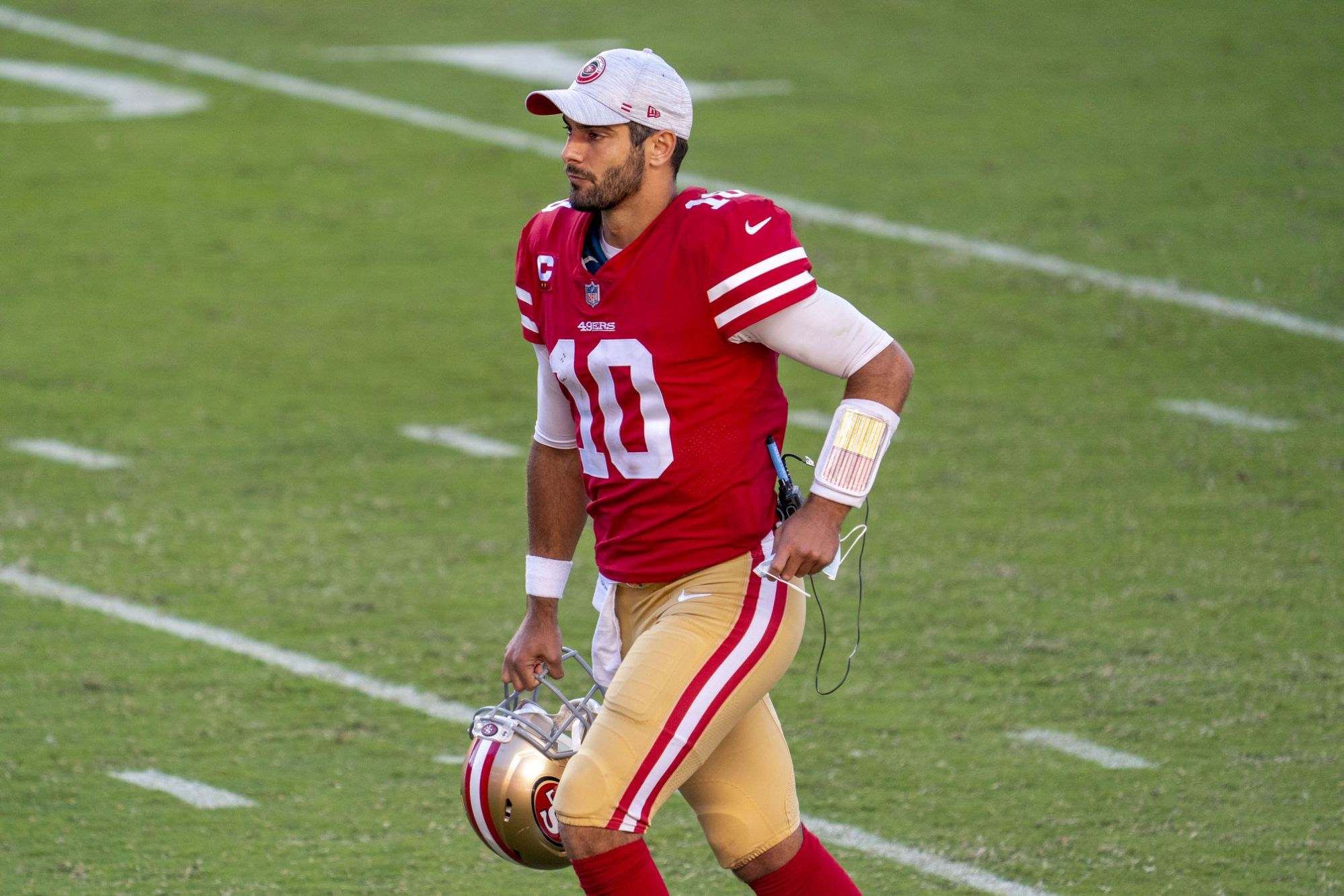 what-does-49ers-big-trade-up-in-the-draft-mean-for-jimmy-garoppolo?