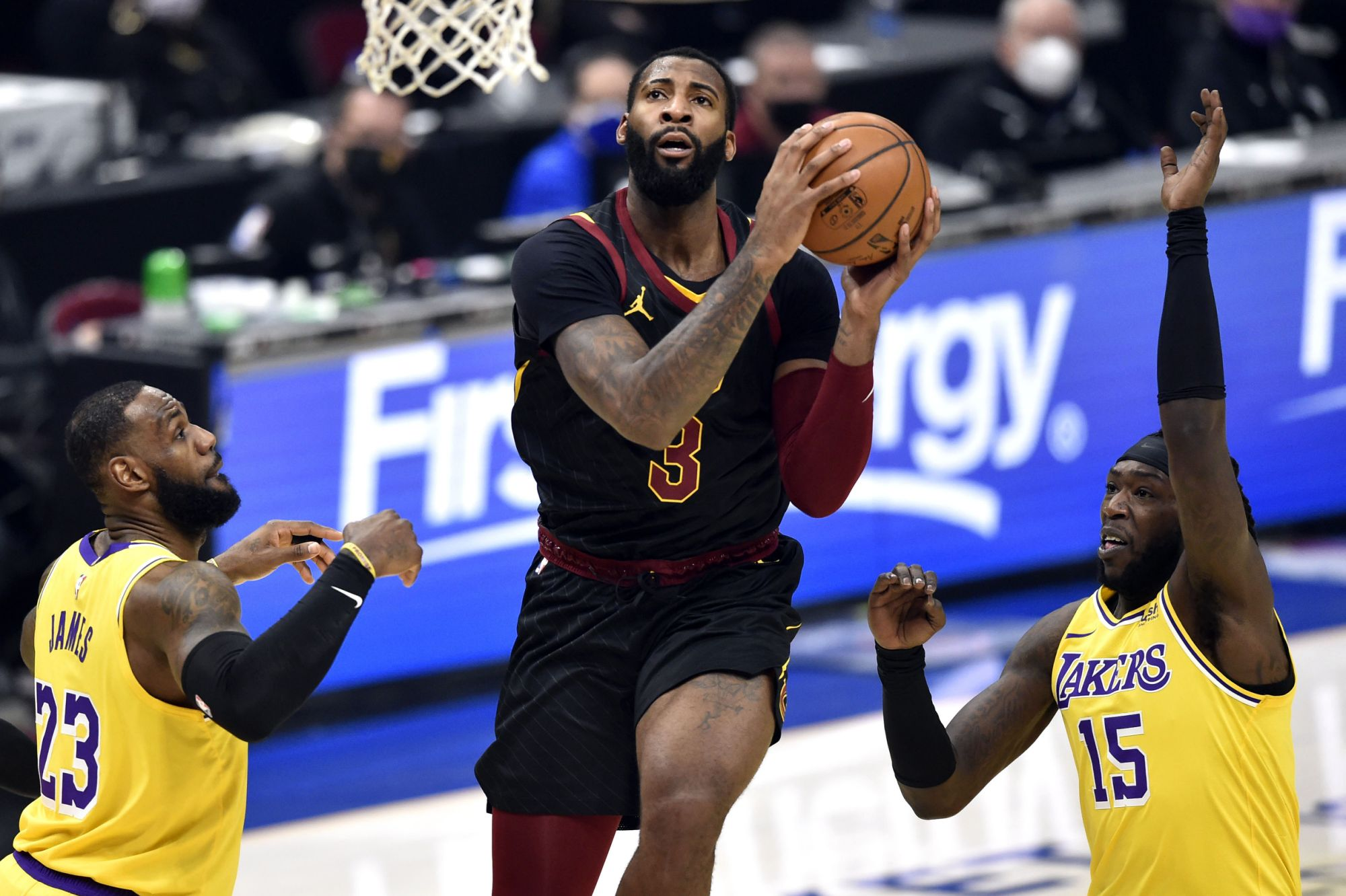 report:-shorthanded-lakers-add-andre-drummond-after-cavaliers-buyout