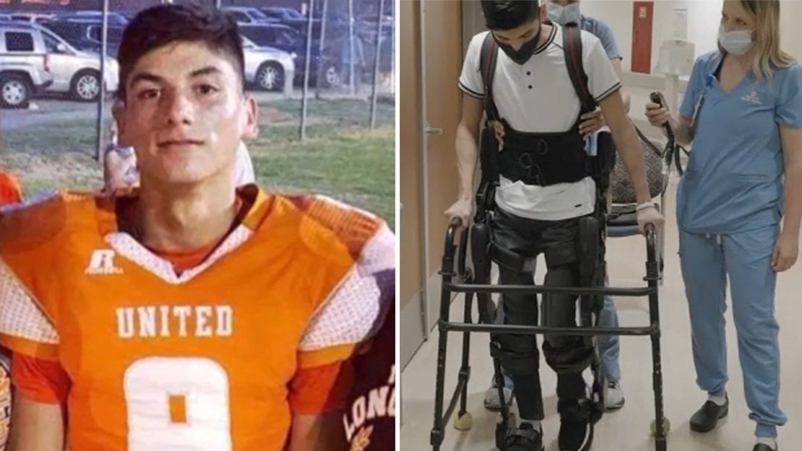 teen-paralyzed-in-crash-stands-on-feet