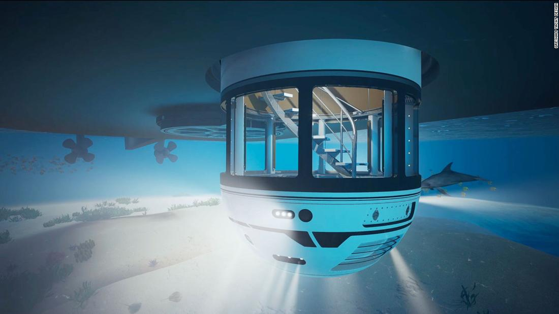 superyacht-feature-transports-passengers-underwater-in-minutes