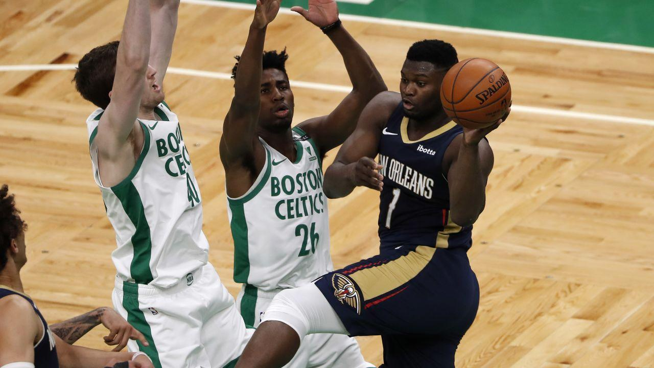 zion-williamson-on-verge-of-tying-historic-record-after-beating-celtics