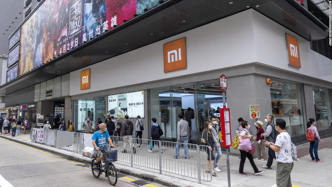 xiaomi-is-investing-$10-billion-to-join-the-electric-car-race