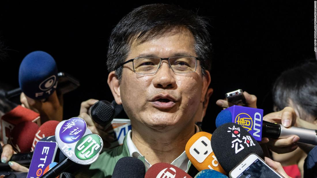 taiwan's-transport-minister-offers-resignation-after-dozens-killed-in-train-crash