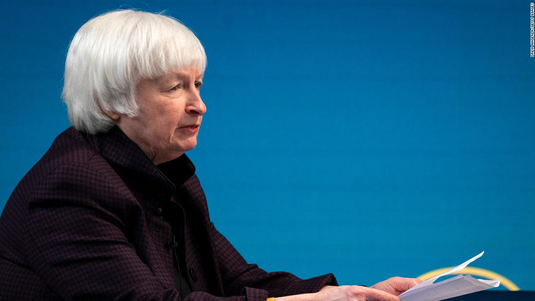 yellen-calls-for-global-minimum-corporate-tax-rate-in-first-major-address-as-treasury-secretary