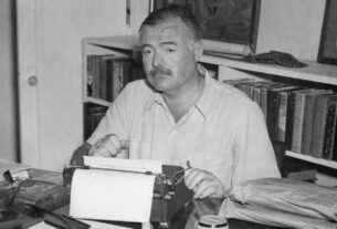 'hemingway'-tackles-the-writer-in-a-documentary-as-big-as-his-tumultuous-life