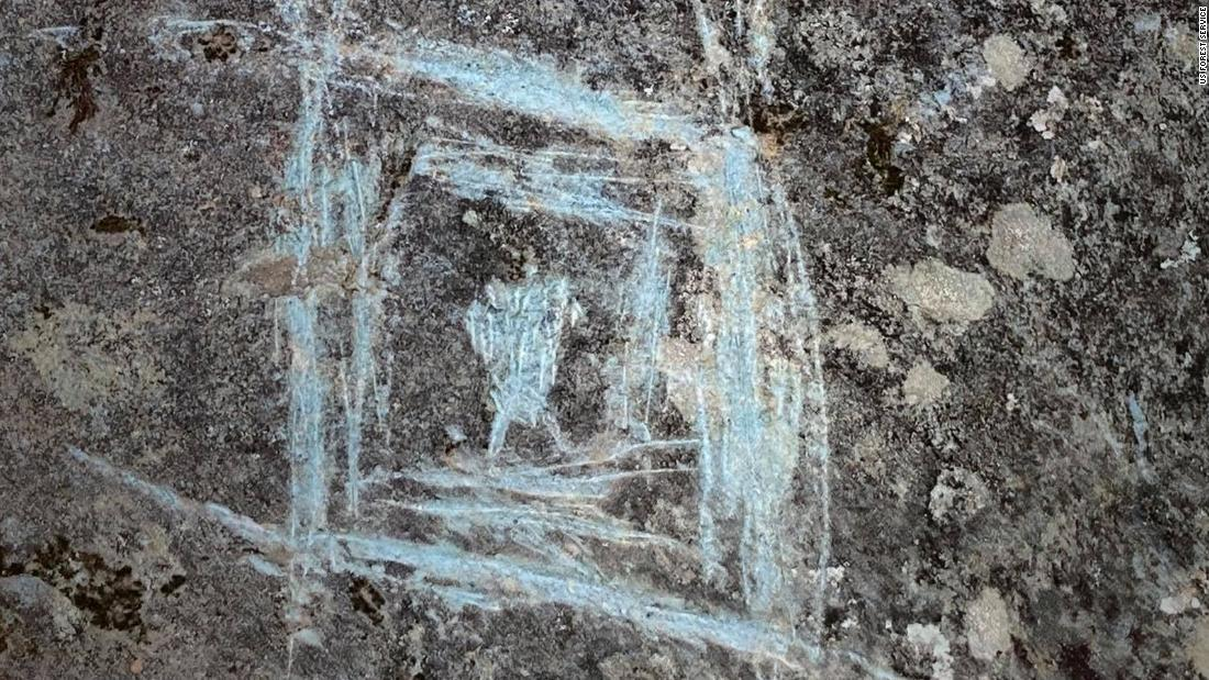 thousand-year-old-native-american-rock-carvings-suffer-'irreparable-damage'-from-vandalism