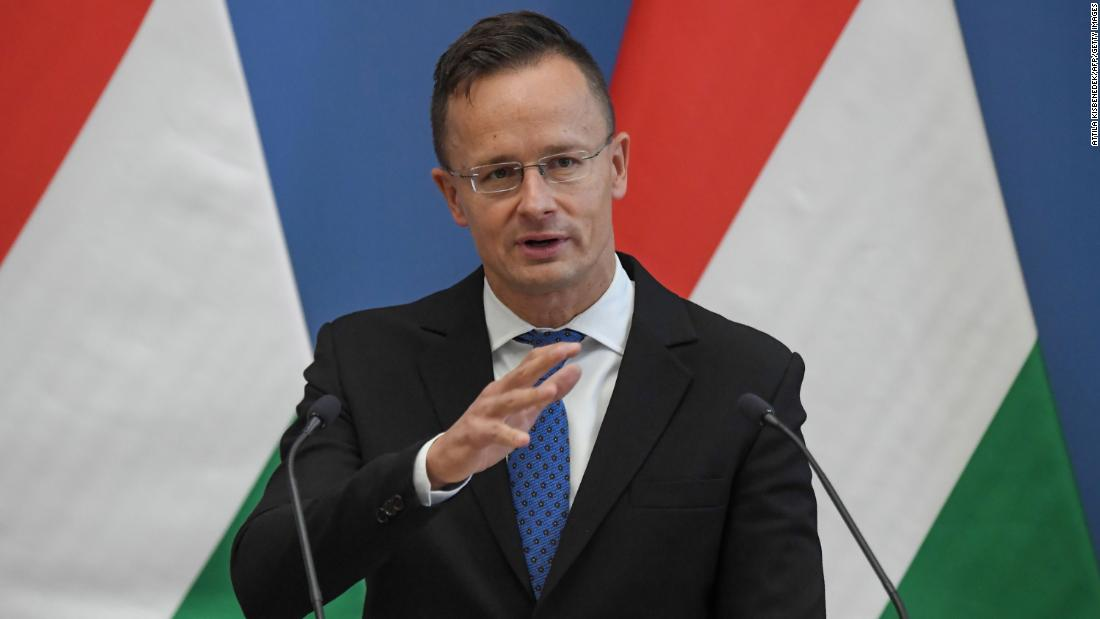 hungarian-fm-questions-eu's-'freedom-of-expression'-after-coach-is-sacked-over-homophobic-and-xenophobic-comments