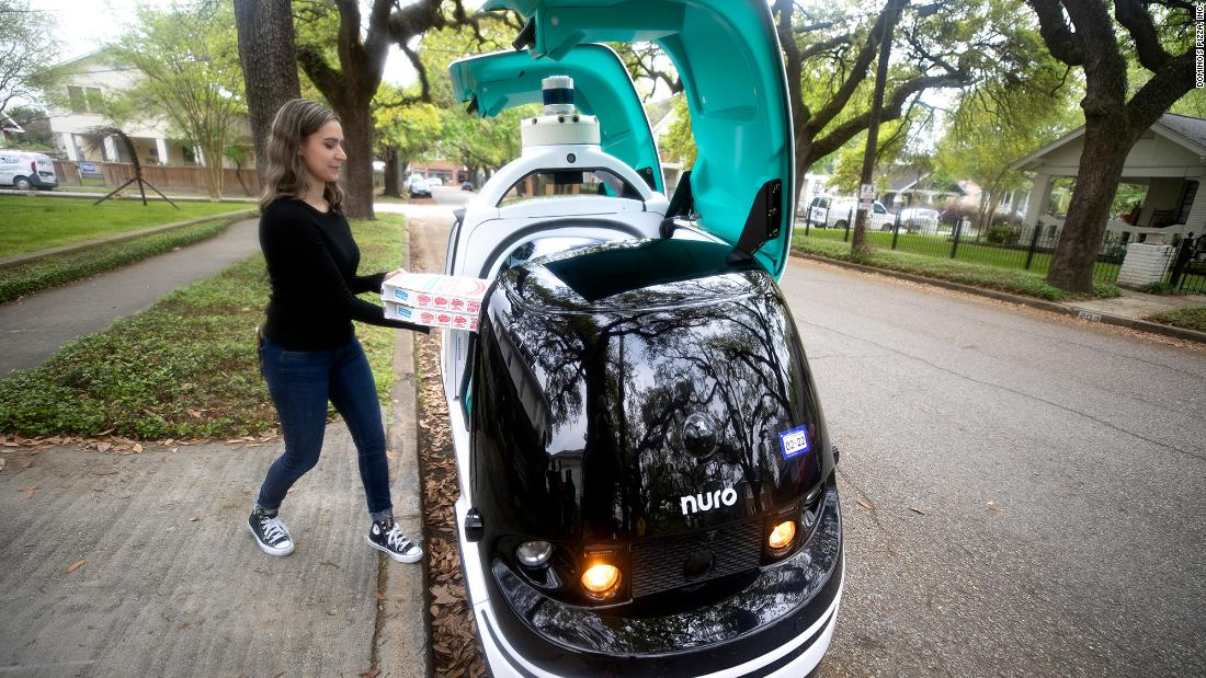domino's-is-launching-a-pizza-delivery-robot-car