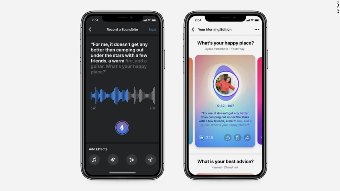 facebook-is-joining-the-(very)-crowded-audio-space-with-soundbites,-live-rooms-and-podcasts