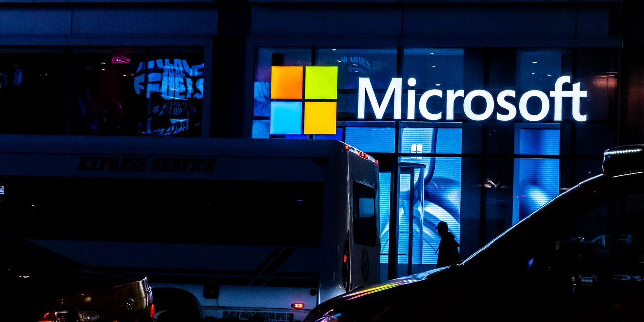 microsoft-earnings-next-week-could-drive-the-stock-to-a-new-record