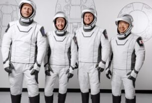 spacex-is-sending-a-capsule-back-to-space,-this-time-with-different-astronauts