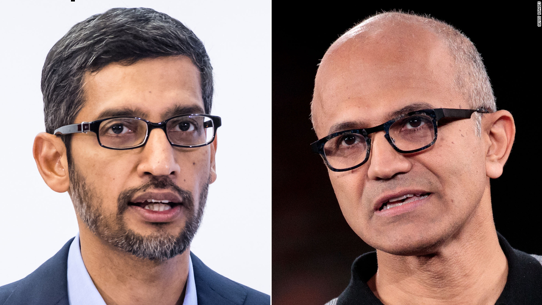 google-and-microsoft's-indian-born-ceos-pledge-support-to-the-country-over-coronavirus-crisis