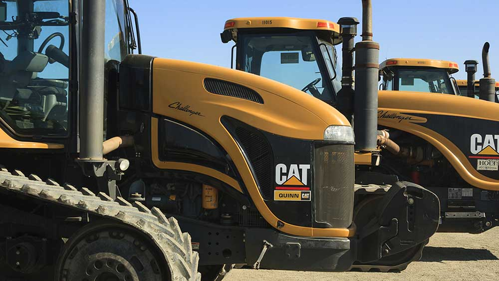 caterpillar-earnings-surge,-crushing-views-but-shares-reverse