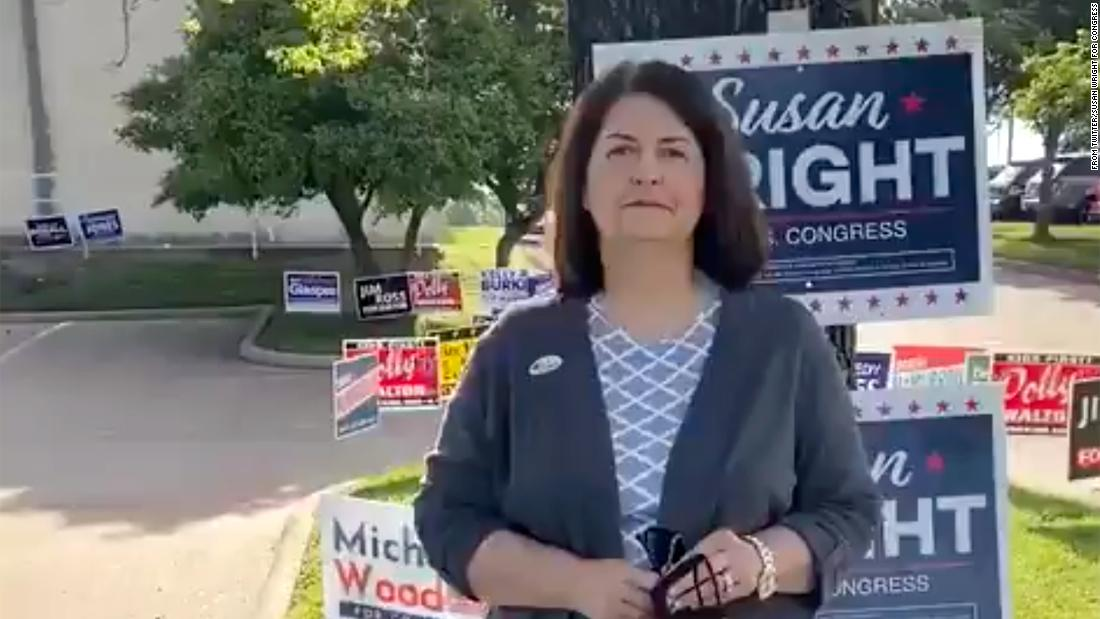 susan-wright-advances-to-runoff-in-texas'-6th-district-special-election-with-tight-race-for-second-spot