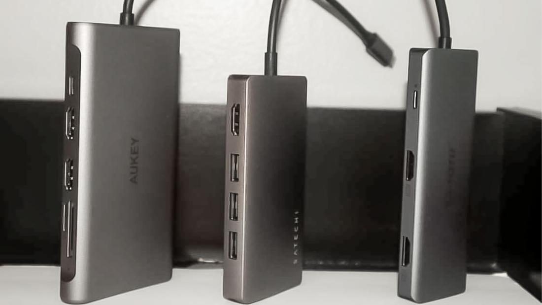the-best-usb-c-hubs-of-2021