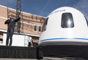 jeff-bezos'-blue-origin-to-auction-ticket-for-first-space-tourism-flight