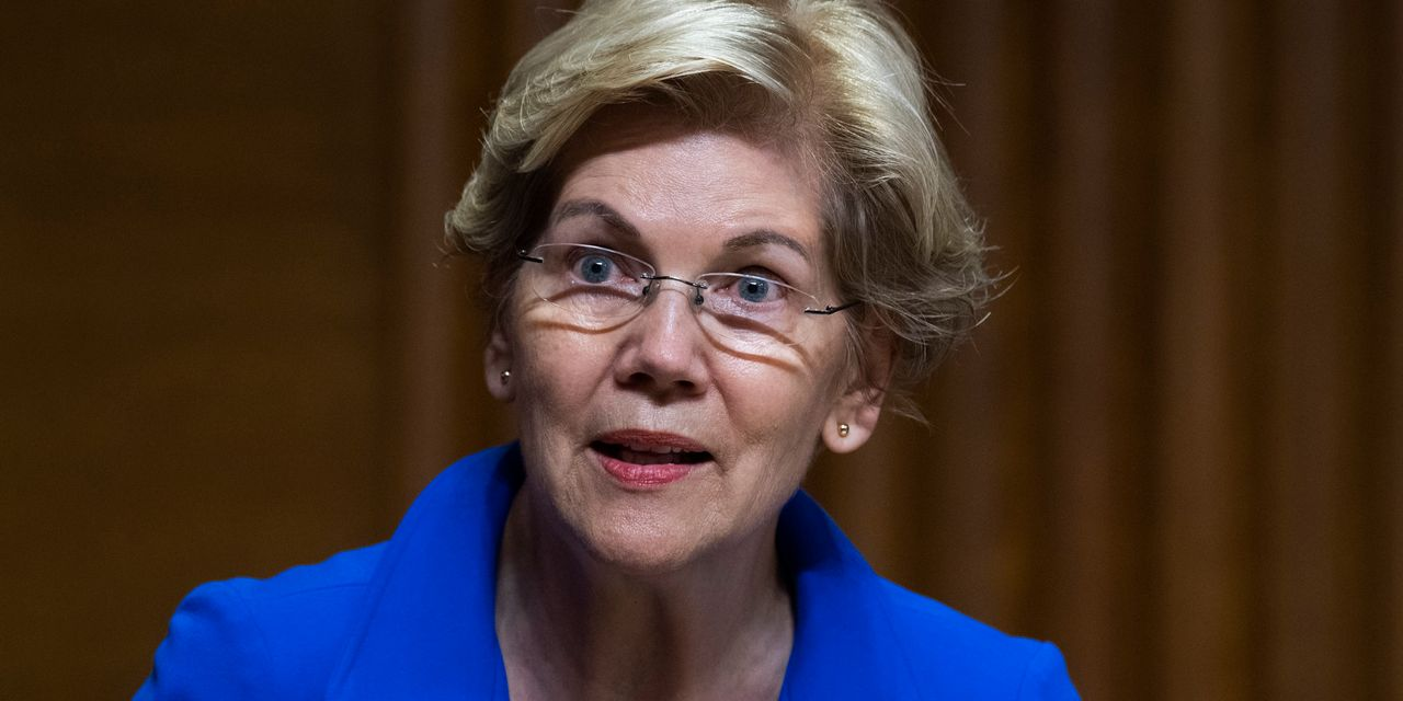 elizabeth-warren-suggests-jeff-bezos-is-going-to-space-at-taxpayers'-expense:-'he's-laughing-at-every-person-in-america-who-actually-paid-taxes'