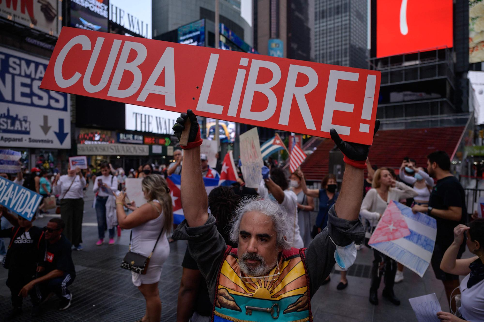 this-isn't-about-music,-it's-about-'freedom':-why-songs-chanted-at-cuba-protests-matter