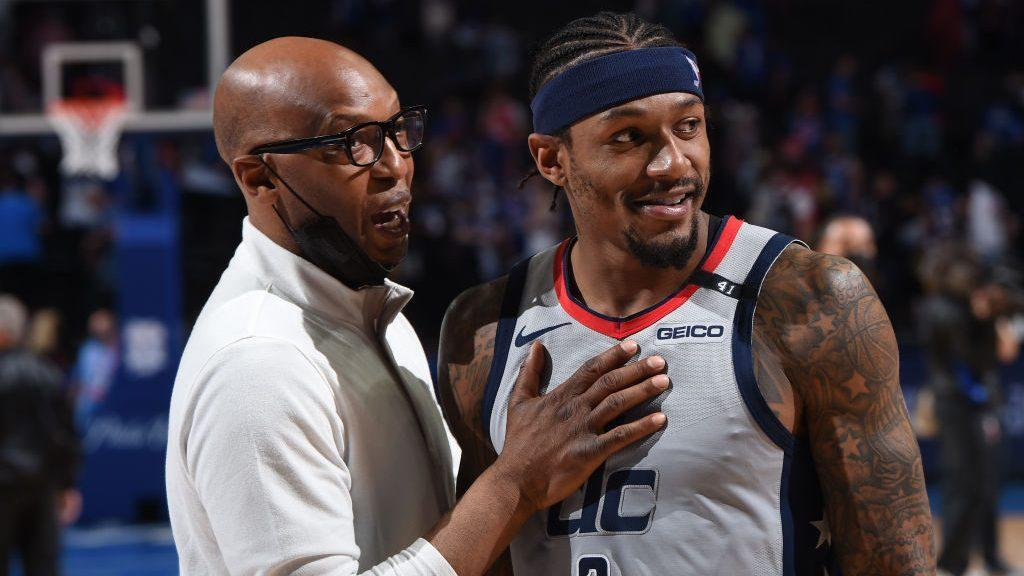 report:-bradley-beal-irked-by-wizards'-process-of-hiring-wes-unseld-jr.-over-sam-cassell
