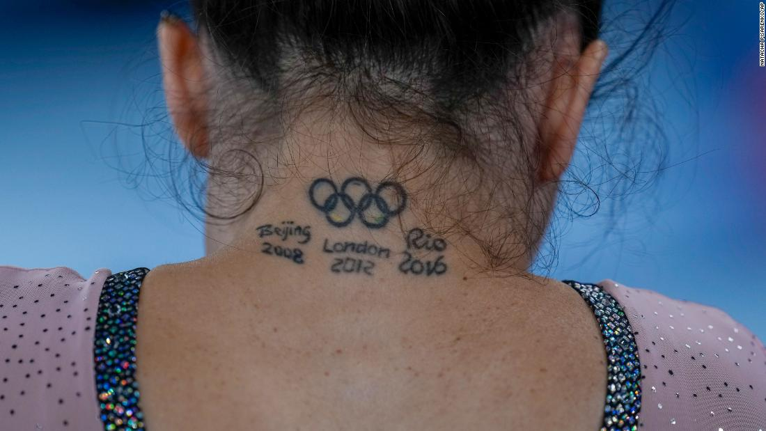olympians'-tattoos-are-out-in-full-force-in-tokyo,-where-the-art-form-has-a-complex-history
