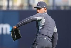 yankees'-luis-severino-to-see-doctor-due-to-shoulder-tightness:-report