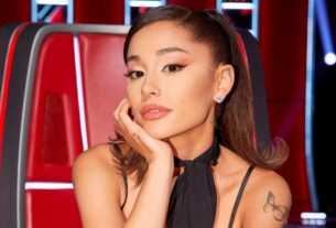 'the-voice'-returns-and-ariana-grande-makes-her-debut