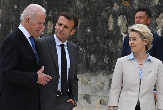 biden-holds-first-call-with-french-president-macron-since-diplomatic-crisis-erupted