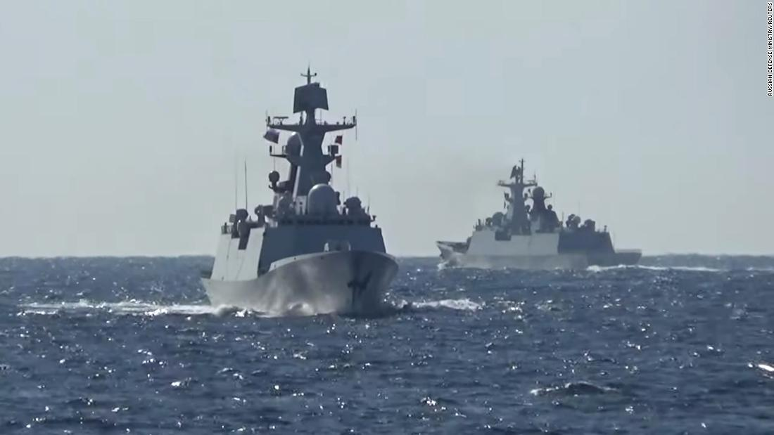 russia-and-china-hold-first-joint-patrol-in-the-western-pacific,-russian-defense-ministry-says