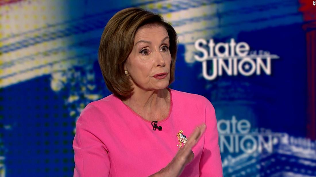 pelosi-says-democrats-plan-to-have-'agreement'-on-spending-bill-and-vote-on-bipartisan-infrastructure-bill-next-week