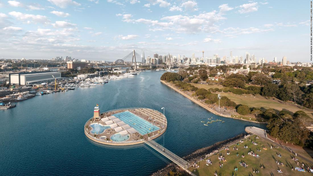 sydney-mayor-has-plans-for-a-swimmable-harbor